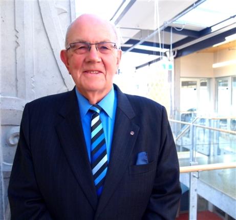 Whitireia Foundation trustee Ross Garner