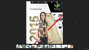 Whitireia NZ Prospectus 2015