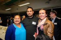 Proud whanau WF Awards night 2018 2